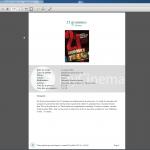 Fiche de film en PDF générée par myCinema